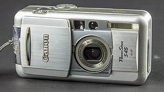 Canon PowerShot S - Image: Canon Power Shot S45 3996