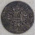 Capetingi, filippo III, denaro tornese, 1270-1285.JPG