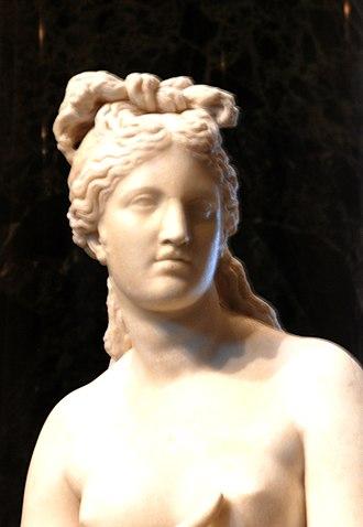 Capitoline Venus - Image: Capitoline Venus in in Washington, D.C. 4