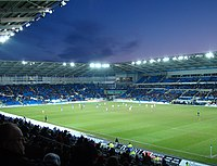 photo du stade Cardiff City Stadium