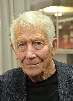 Carl-Göran Ekerwald 2013.