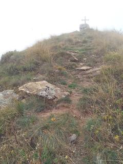 Carmo di Brocchi mountain in Italy