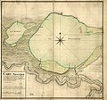 Carte particulière du cours du fleuve St. Louis depuis le village sauvage jusqu'au dessous du Detour aux Angloix, des lacs Pontchartrain & Maurepas & des rivières & bayouc qui y aboutissent LOC 2003623383.jpg