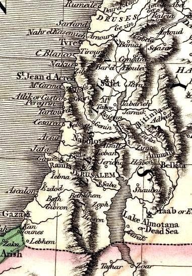 Cary, John, ca. Turkey in Asia. 1801 (HC)