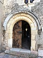 Casa Bofarull - Josep Maria Jujol entry door.jpg