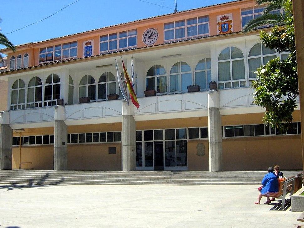 Casa concello Ribeira