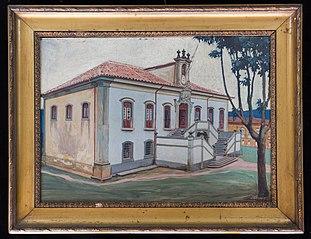 Casa da Câmara Municipal de Mariana, MG (atribuído)