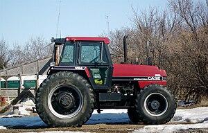 Case IH - Image: Case IH 3594 tractor