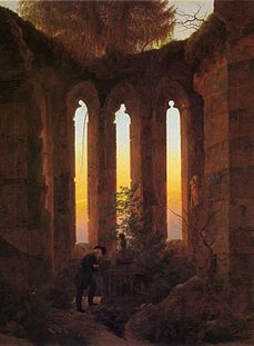 Caspar David Friedrich - Huttens Grab.jpg