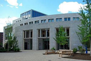 Finn M. W. Caspersen - The Caspersen Student Center at Harvard Law School