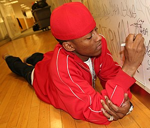 Cassidy (rapper) - Cassidy in May 2005