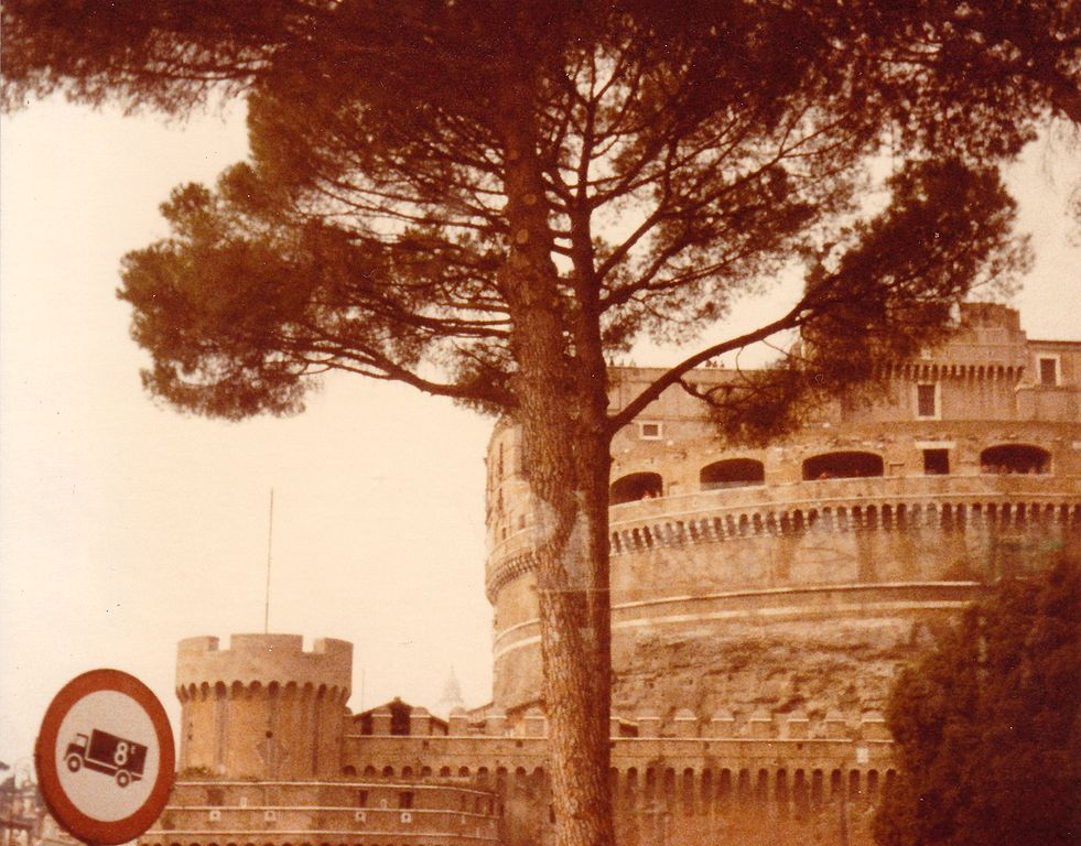 Chateau Saint Ange à Rome - Photo de CapCase