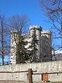 Castello di Aymavilles in inverno 2.JPG