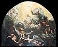 Castelnau-d'Estrétefonds Eglise - L'apothèose de saint Martin IM31000111.jpg