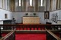 Castle Hedingham, St Nicholas' Church, Essex England, chancel, sanctuary and altar.jpg