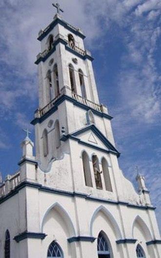 Roman Catholic Diocese of São Gabriel da Cachoeira - Cathedral of St. Gabriel