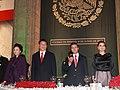Cena de Estado que en honor del Excmo. Sr. Xi Jinping, Presidente de la República Popular China, y de su esposa, Sra. Peng Liyuan (8960379476).jpg