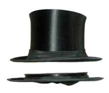 817c5885d2f8 Chapeau Claque (Hut) – Wikipedia