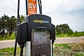 Chargepoint Electric Vehicle (EV) Charging Station, Dakota County, Minnesota (41490006075).jpg