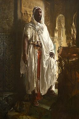Charlemont - The Moorish Chief