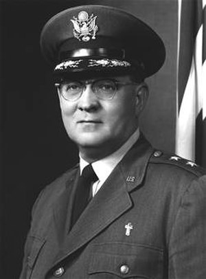 Chief of Chaplains of the United States Air Force - Image: Charles Carpenter