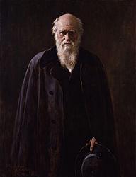 John Collier: Charles Robert Darwin