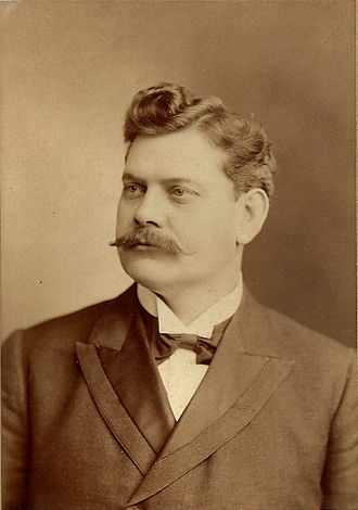 Charles W. Clark - Charles W. Clark in 1900