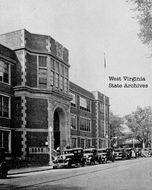 Charleston High School (West Virginia) - Image: Charleston High School