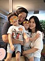 Charlie's Yeung's family in May 2021.jpg