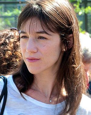 Schauspieler Charlotte Gainsbourg