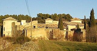 Villelaure Commune in Provence-Alpes-Côte dAzur, France