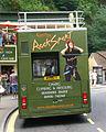 Cheddar Gorge Tour bus (WYV 67T), 1979 Leyland Titan B15 (T67), 31 August 2010.jpg