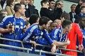 Chelsea 2 Spurs 0 - Capital One Cup winners 2015 (16074044963).jpg