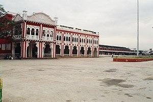 Chennai Egmore railway station - Second entrance to the station
