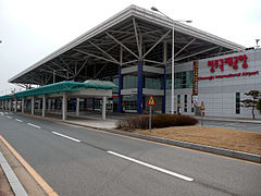 청주국제공항Cheongju International AirportPort lotniczy Ch'ŏngju