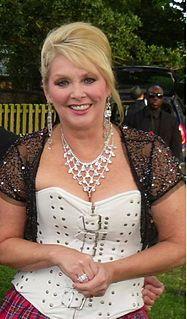 Cheryl Baker British singer