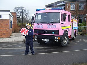 Cheshire Fire and Rescue Service - Cheshire Safety Day