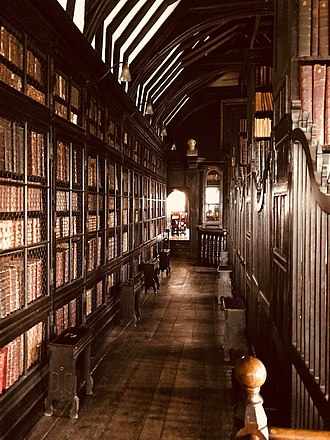 "Chetham's Library - ""The oldest free public reference library in the United Kingdom."""