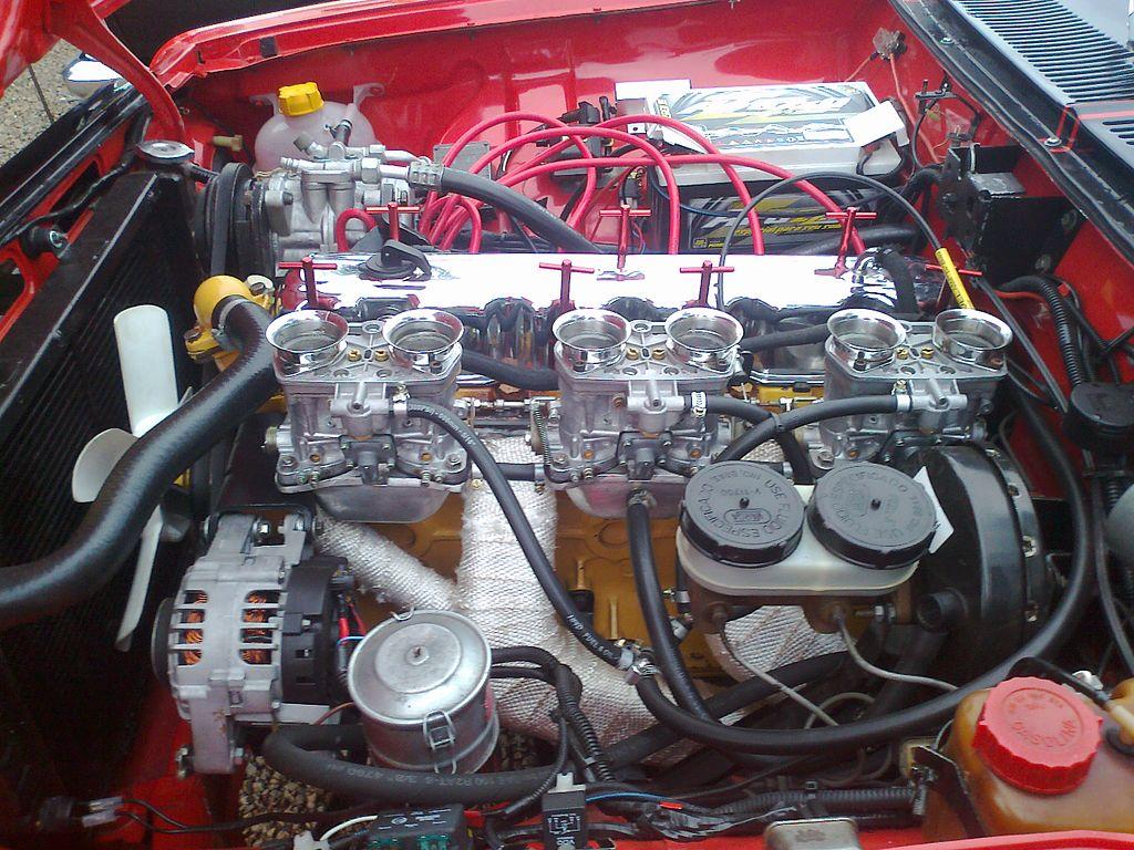 Rebuilt Motor For Kawasaki Mule