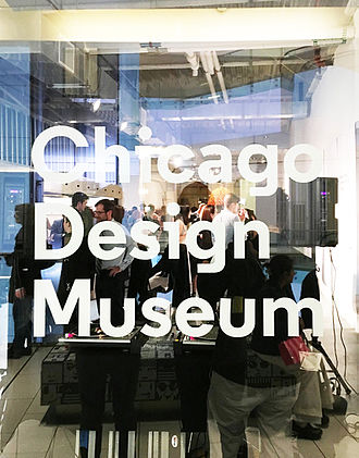Chicago Design Museum - Location within the Chicago Loop community