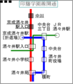 Chiba Green Bus Motosakura Line 13.png