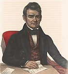 Chief John Ross, c. 1840