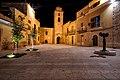 Chiesa di Santa Maria la Veterana by night.jpg