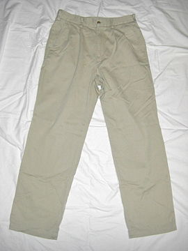 e5cd47b141 Chino cloth - Wikipedia