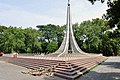 Chittagong University Central Martyrs Monument (10).jpg