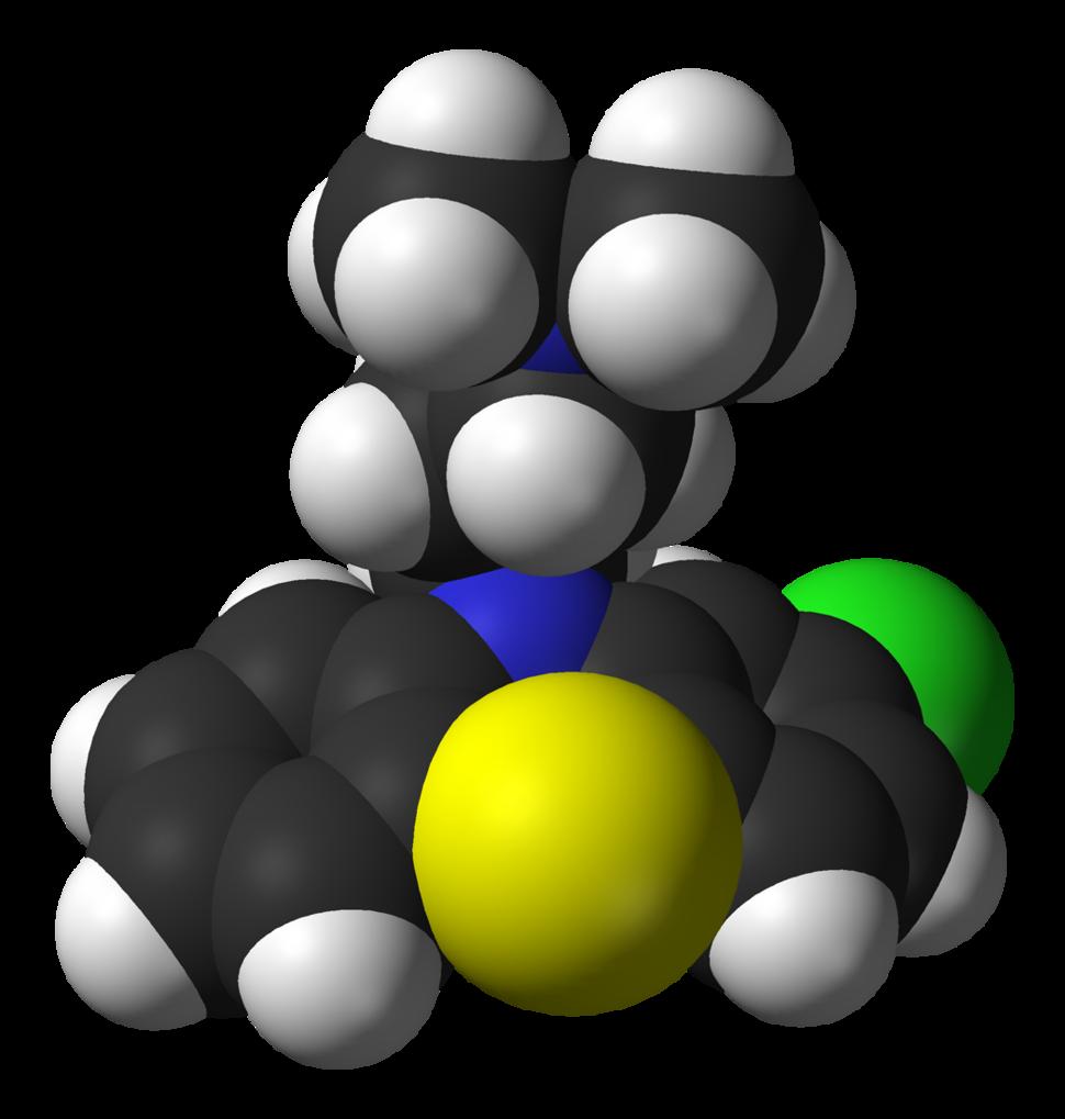 Chlorpromazine-3D-vdW