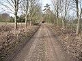 Cholderton - Footpath - geograph.org.uk - 1718110.jpg