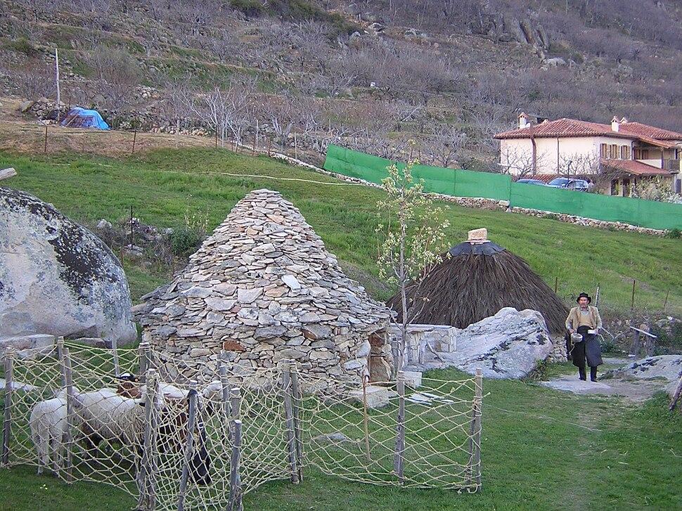 Chozos de ganaderos, El Torno, Cáceres