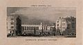Christ's Hospital, London; the exterior, seen from Newgate S Wellcome V0013047.jpg