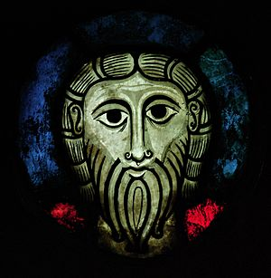 Musée de l'Œuvre Notre-Dame - Image: Christ de Wissembourg